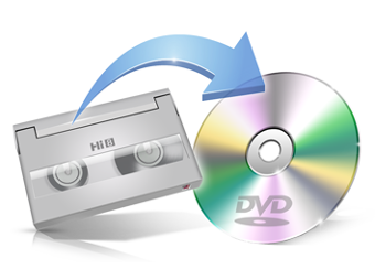 Video 8 auf DVD