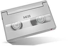 videokassetten digitalisieren bei vinett video. Black Bedroom Furniture Sets. Home Design Ideas